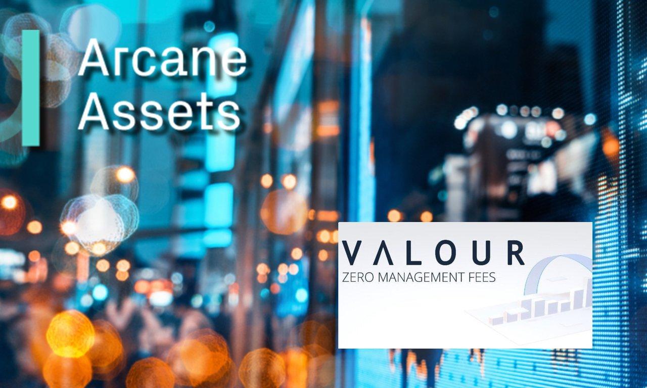 Valour vill sälja börscertifikat som följer kryptofonden Arcane Assets