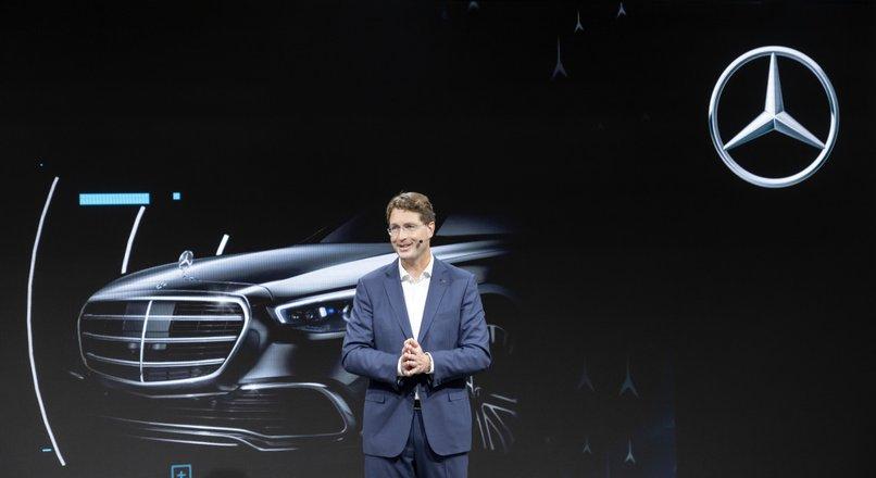 Ola Källenius Mercedes_Foto_Daimler