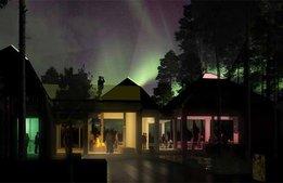 Midnattssolens trädgård ska stärka Jokkmokk som besöksmål