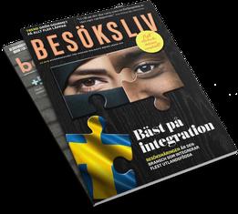 Prenumerera på affärs-magasinet Besöksliv!