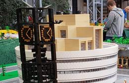 Kirunas nya stadshus har flyttats