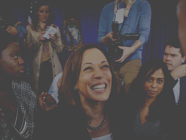 Kamala Harris – juristen som krossade glastaket