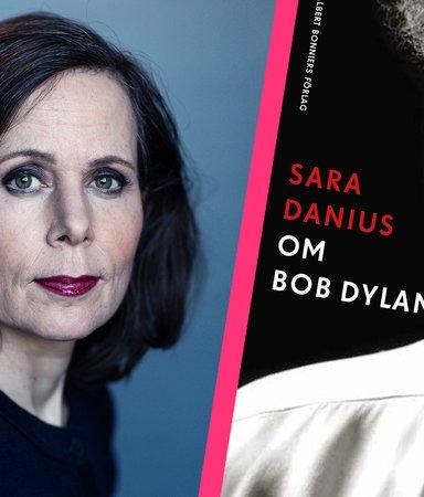 Så gick det till när Bob Dylan fick Nobelpriset - läs ett utdrag ur Sara Danius bok