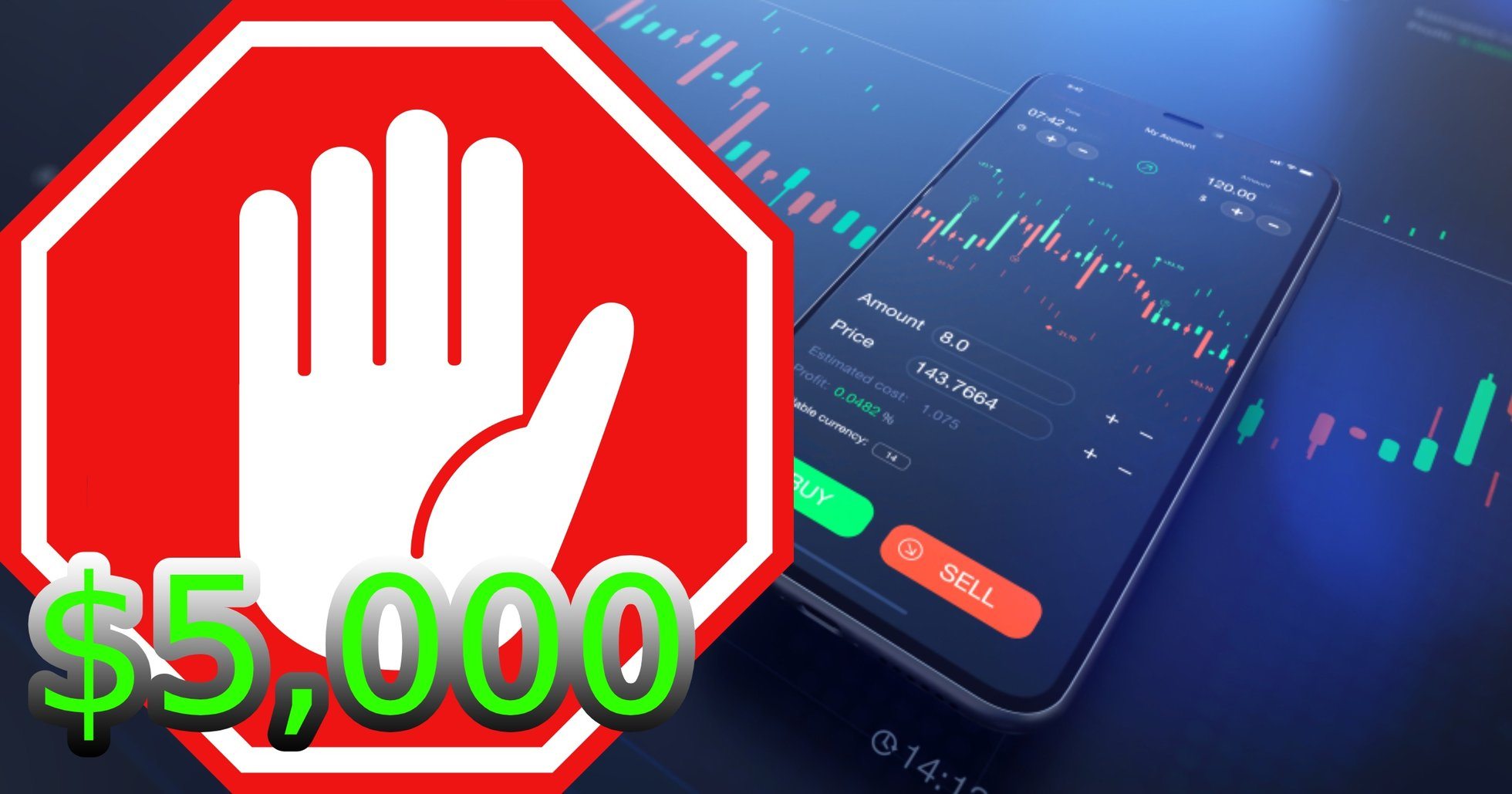 Analytikern: Hit men inte längre! Bitcoinprisets nedgång stannar runt 5 000 dollar