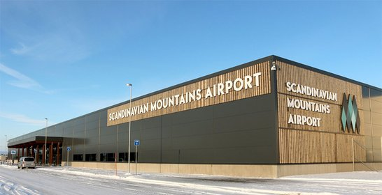 """""""Flygplatsen är en långsiktig investering"""""""