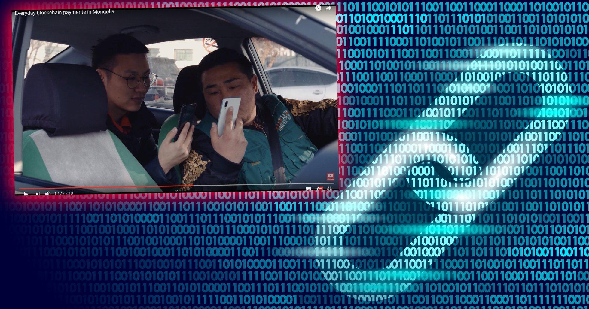 Nu kan du använda ett stablecoin för att betala dina taxiresor i Mongoliet