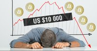 Bitcoin struggles around the $10,000 level – analysts warn of a 2018-style price dump