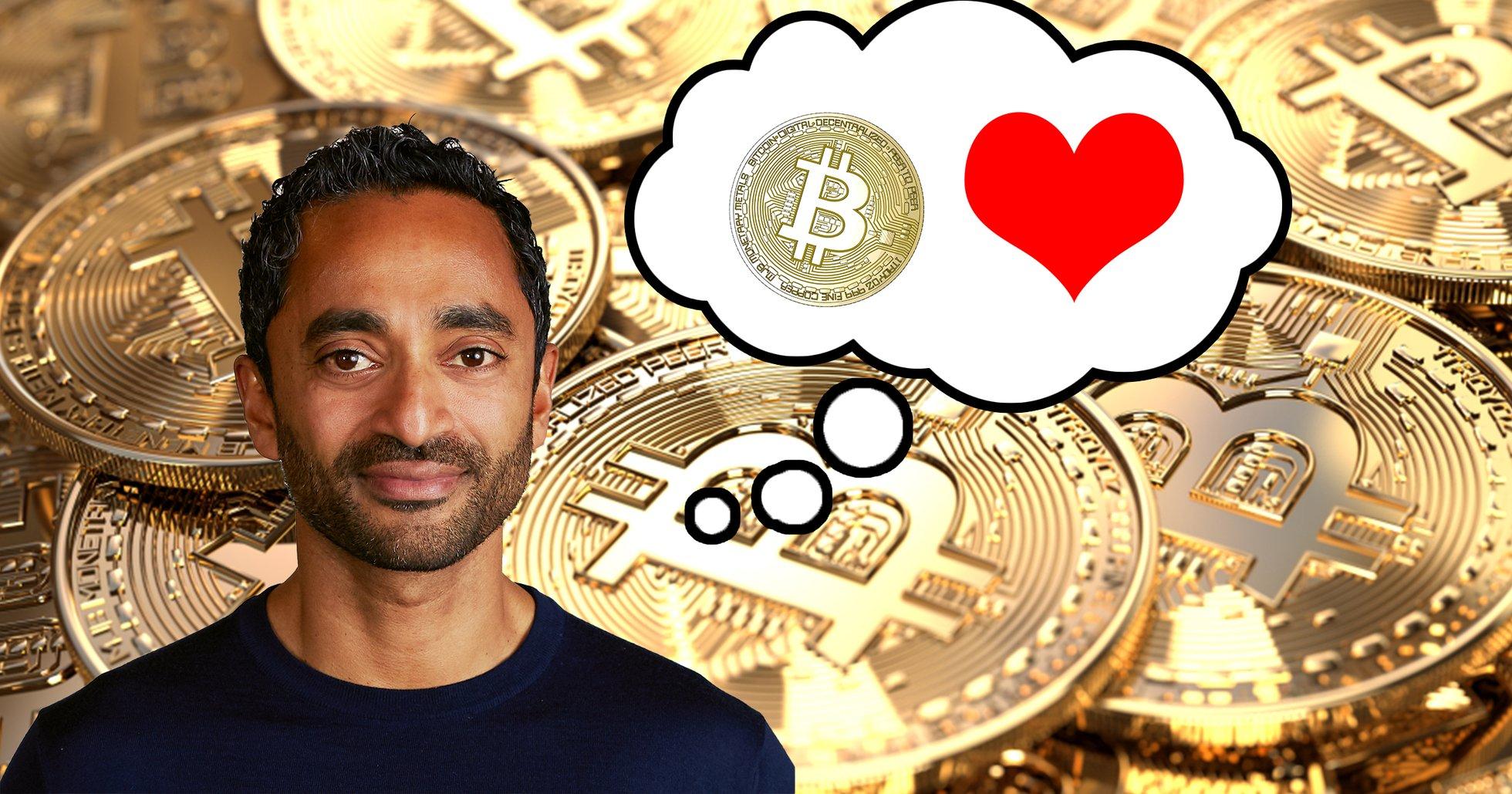 Riskkapitalisten om bitcoin: Den bästa försäkring som finns