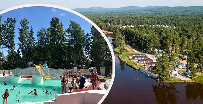 Klassificeringen ett viktigt verktyg för at<br /> t kunna utveckla svensk camping. Foto: Orsa Camping/Ursands Camping