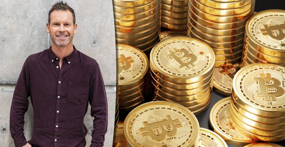 Komikern Mårten Andersson om sitt kryptointresse: