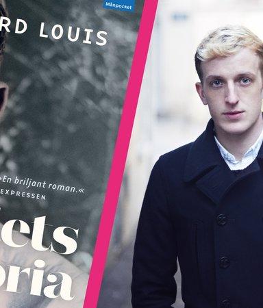"""Édouard Louis: """"Jag vill aldrig mer se min våldtäktsmans ansikte"""""""