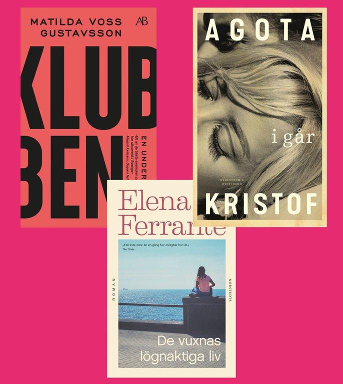 7 bokexperter utser årets bästa romaner 2020