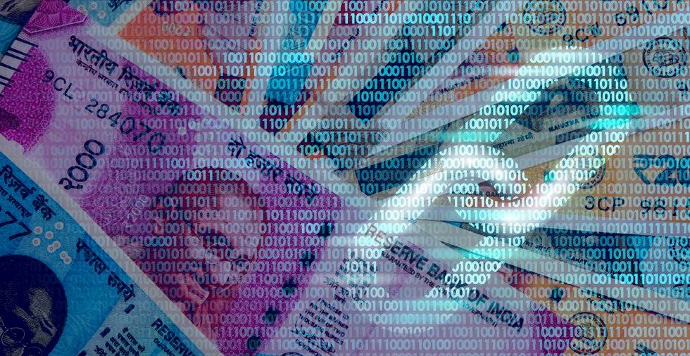 State-run organization: India should develop a digital version of the rupee