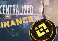 Binance aims to launch decentralized crypto exchange at the turn of the year
