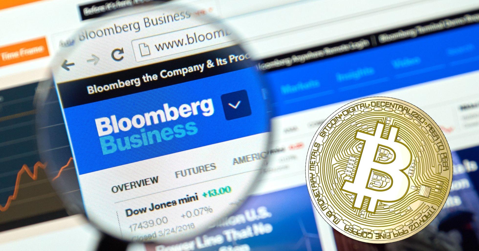 Bloomberg i ny analys: Då kan bitcoinpriset nå 100 000 dollar
