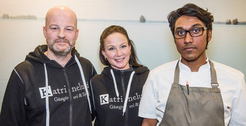Nytillträdda på Katrinelunds Gästgiveri, som driftschef respektive försäljningschef, är Magnus Eriksson och Suzanne Jonsson. Kökschef är Robert Lindhagen.