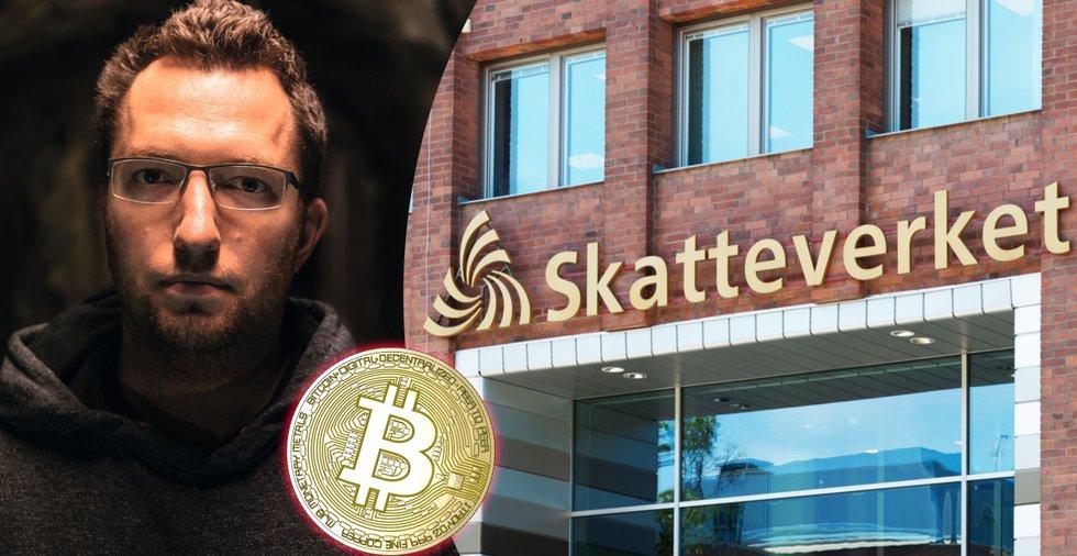 Bitcoinprofilen efter nya skattesmällen: Sverige är inte ett kryptovänligt land