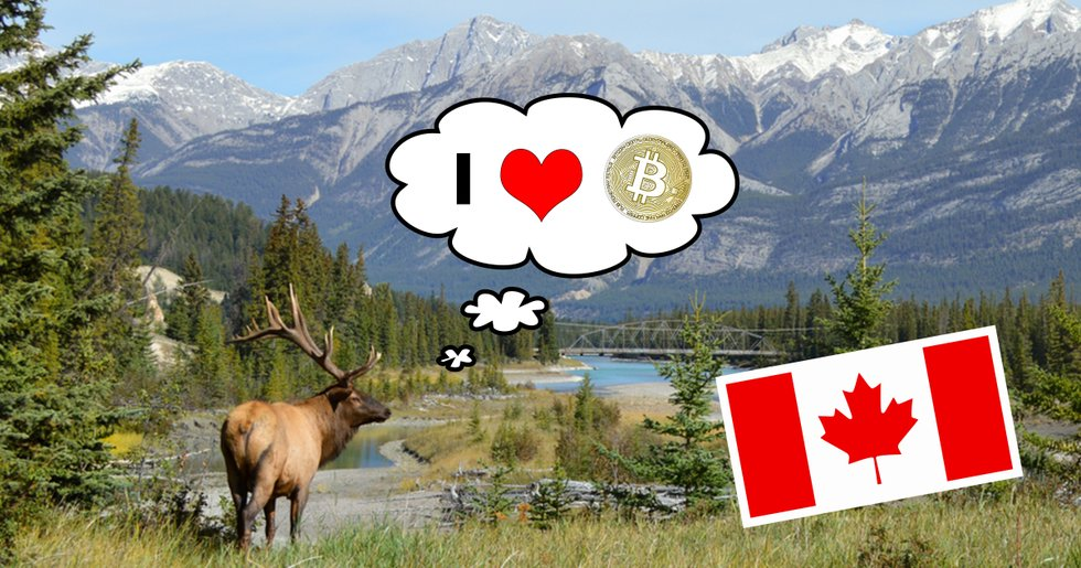 Canadian town lets residents pay their property taxes with bitcoin