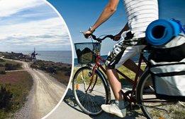 Turism på två hjul trendar