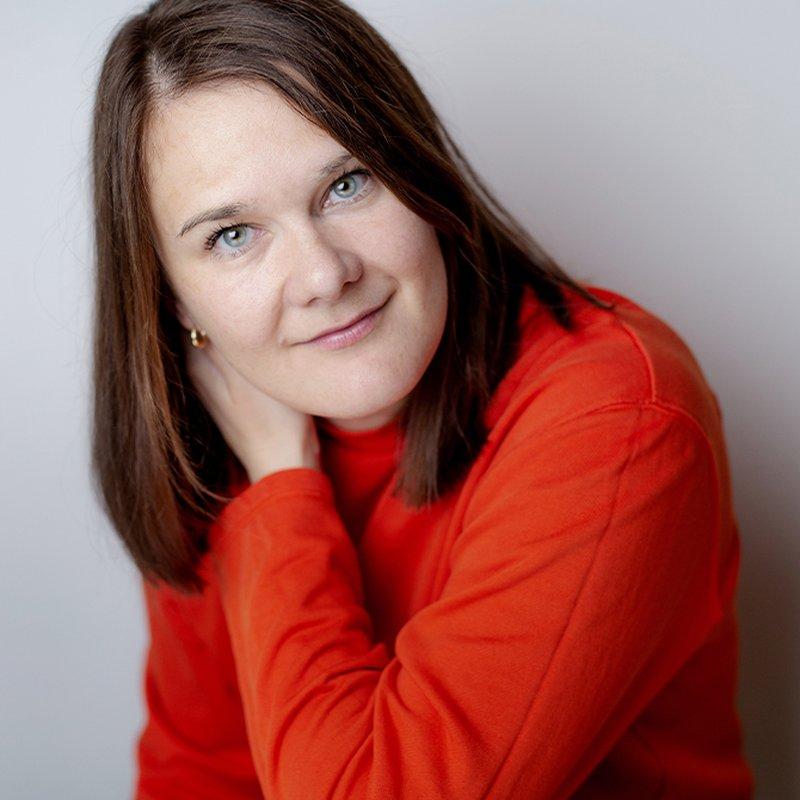 """Marie Aubert: """"Många livskriser handlar om att inte ha fått barn vid 40"""""""