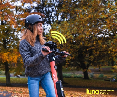 Voi partners with Luna to pilot new AI and computer vision technology for safer riding