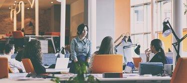 Många fördelar med mindre arbetsgrupper