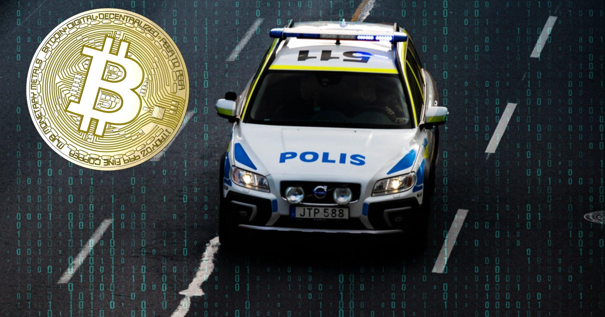 9 tips från polisen för hur du skyddar dig mot de ökända bitcoinbedragarna
