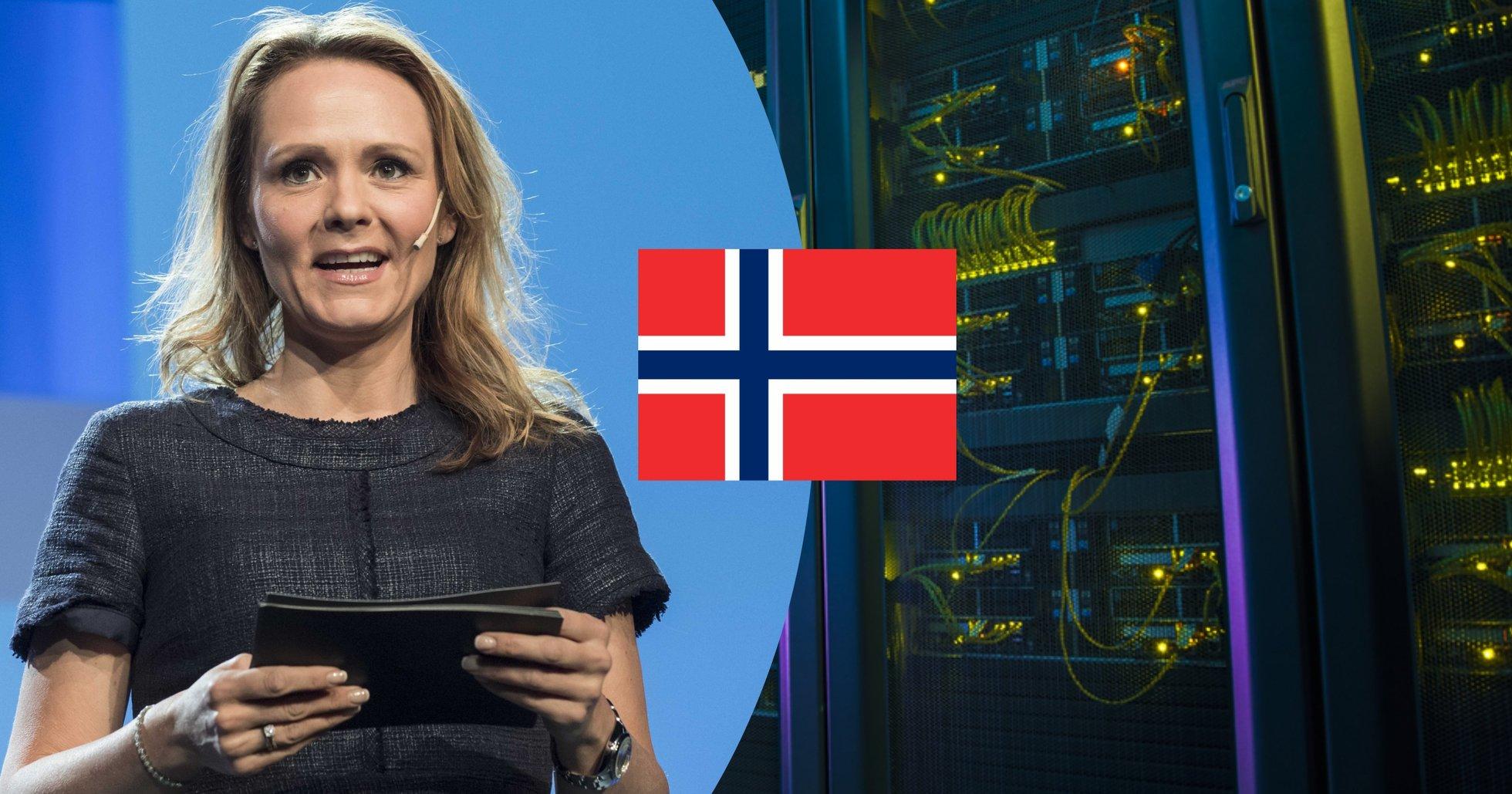 Norges regering föreslår reducerad avgift för kryptominingföretag