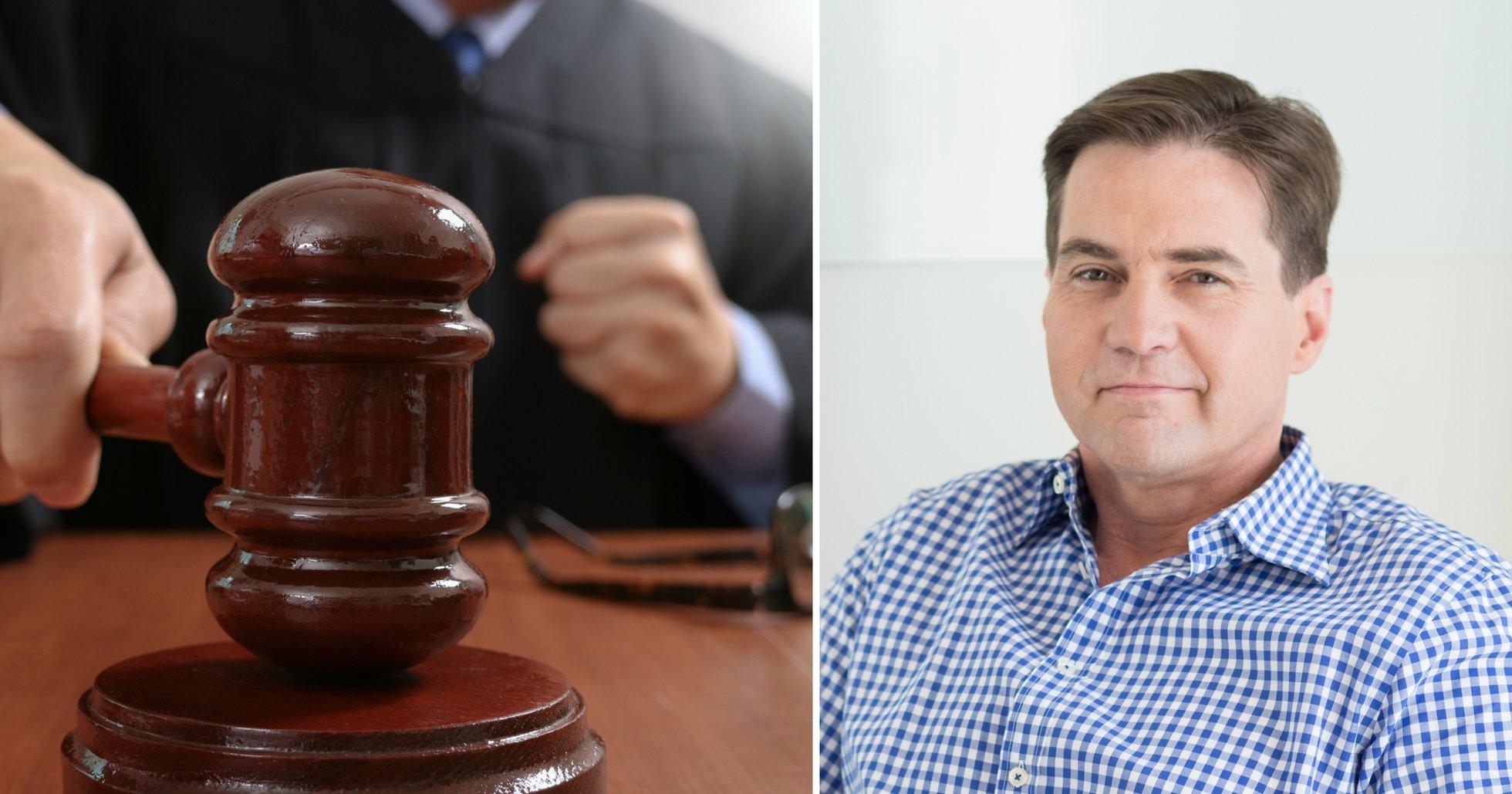 Domarens beslut: Craig Wright måste lämna över hälften av sina bitcoin.