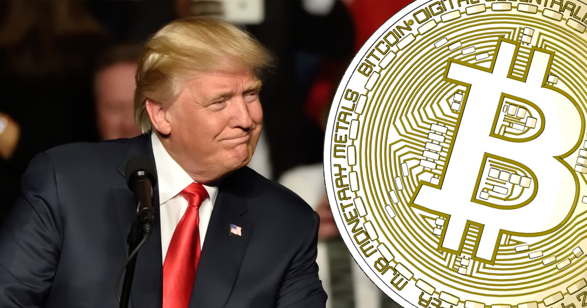 Donald Trump wants to use the blockchain to solve the Israel-Palestine conflict