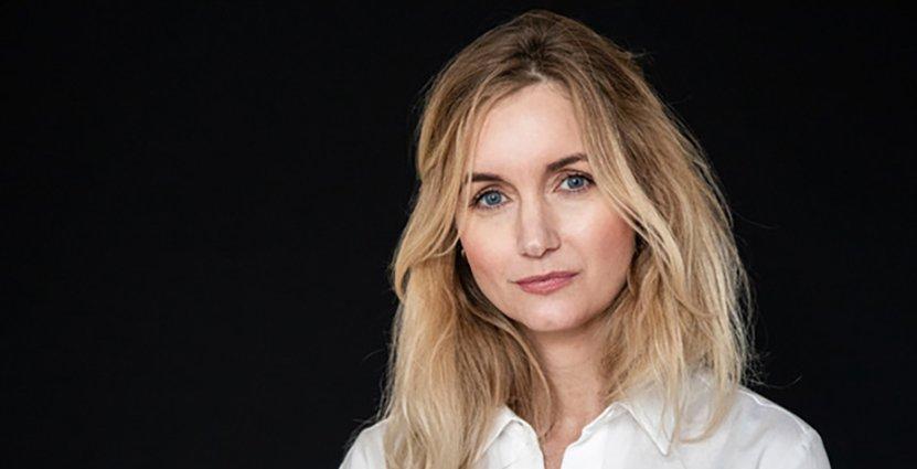 Idag tillträder Joanna Sundström rollen som vd för White Guide. FOTO: Ellinor hall