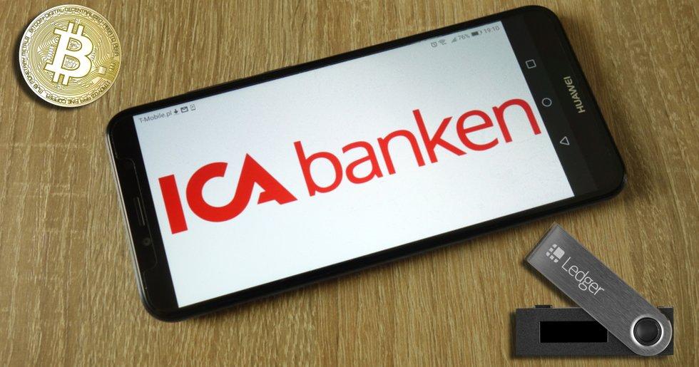 Nils, 30, ville köpa hårdvaruplånbok – fick nej av Icabanken