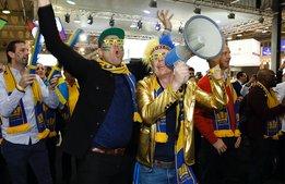 """Trippla kock-guld i Luxemburg: """"Total eufori"""""""