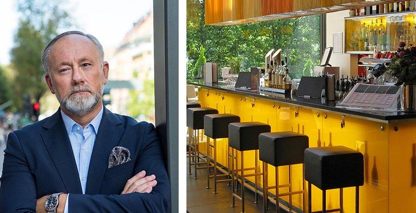 Visitas vd Jonas Siljhammar vill att mer görs för coronadrabbade företag. FOTO: Visita/Colorbox
