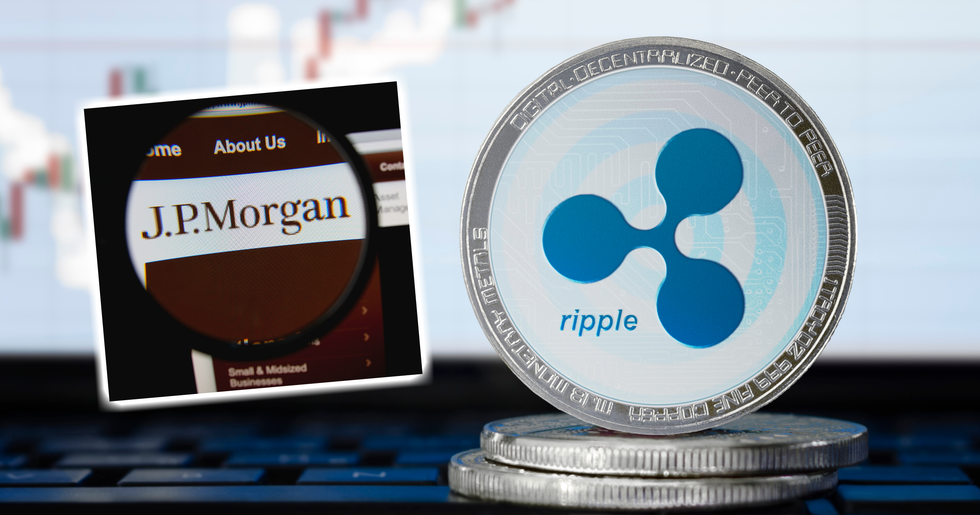 This is why JP Morgan's new cryptocurrency can threaten Ripple:
