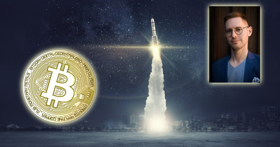 Bitcoinpriset går över 50 000 dollar – för första gången sedan i maj