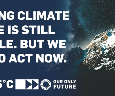 Voi signs onto Business Ambition for 1.5°C Campaign to raise awareness and increase climate ambitions in lead up to COP 26