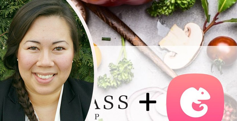 Samarbetet är ett steg närmare Compass Groups nollvision<br />  för matsvinn, säger hållbarhetschef Sylvia Hassellöf. Foto: Pressbild