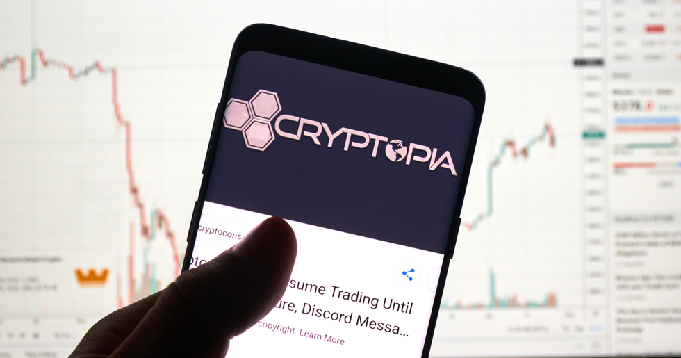 Crypto exchange Cryptopia was hacked – now it is forced to shut down business.