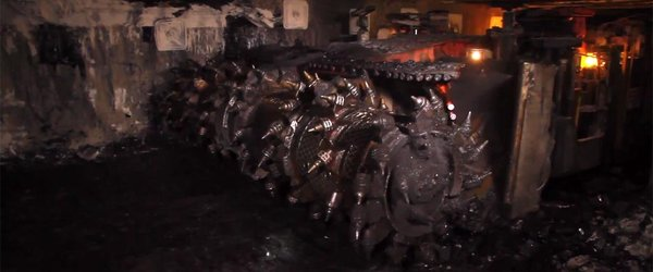 Controle de carvão