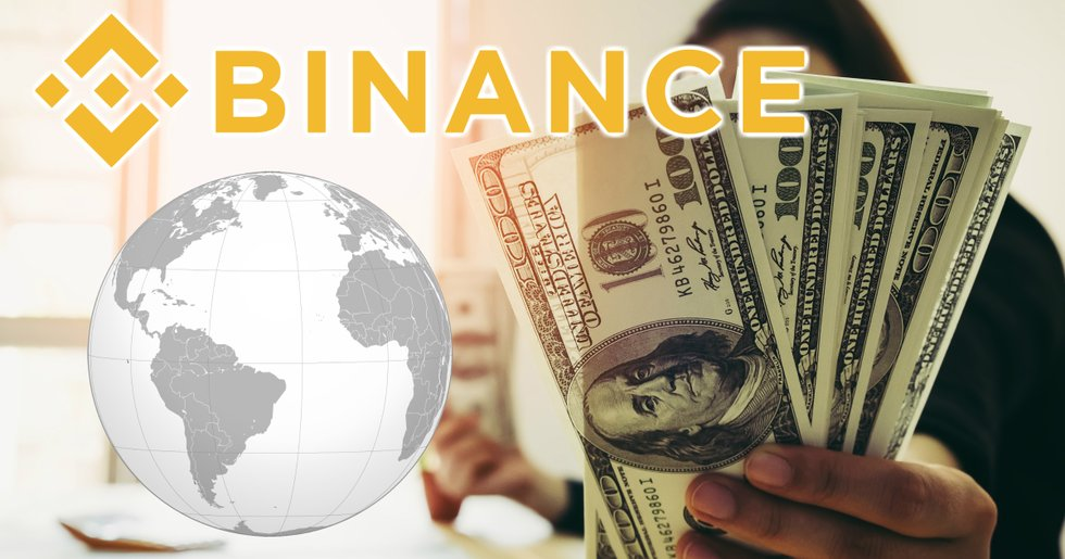Binance reveals plans to launch crypto exchanges in almost every continent.