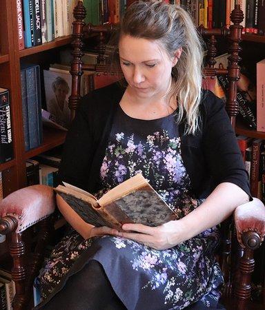 Susanne Trydal vill återuppväcka sin läsning: