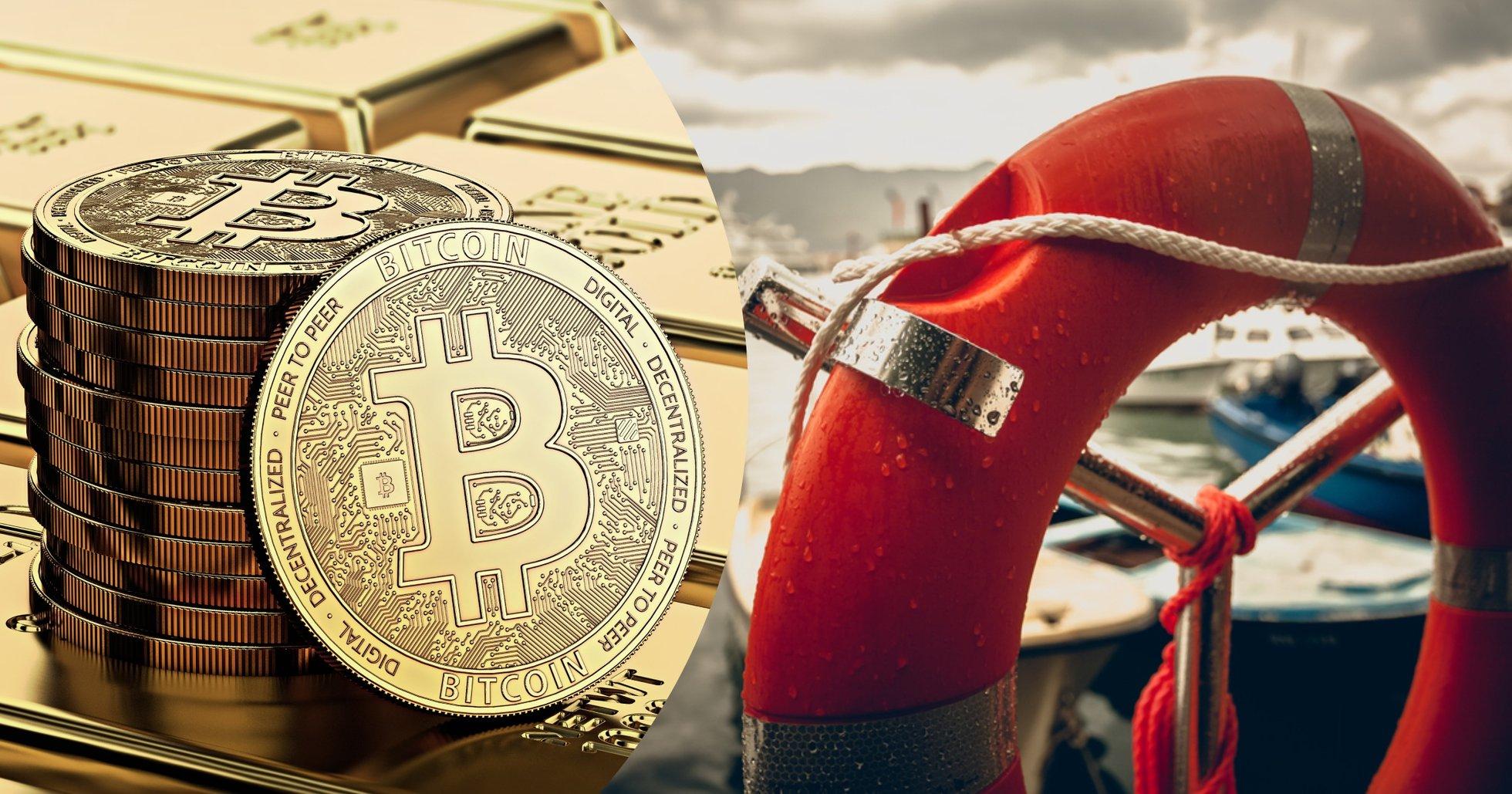 Svensk analytiker: Så kan bitcoin ta över guldets roll som säker hamn i svåra tider