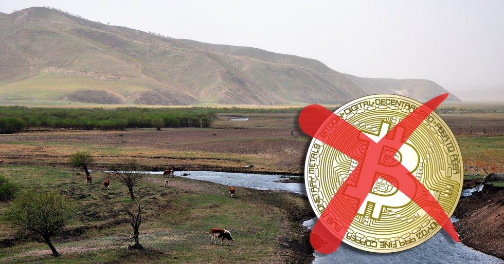 Inre Mongoliet står för 8 procent av all bitcoinmining – nu förbjuder man den