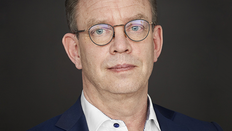 Lars Ydreskog jobbar som Direktör Strategiska Projekt på LKAB.