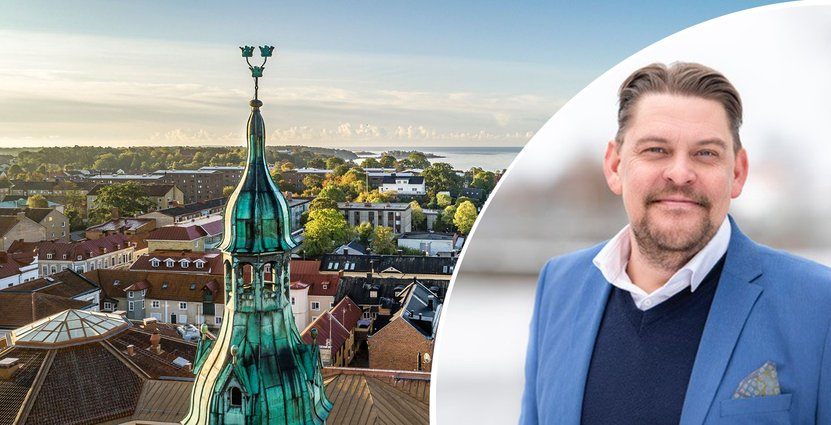 Ola Söderdahl, vd för Visit Blekinge, vill lyfta företagare <br /> som skapat fruktbara samarbeten.  Foto: Visit Blekinge