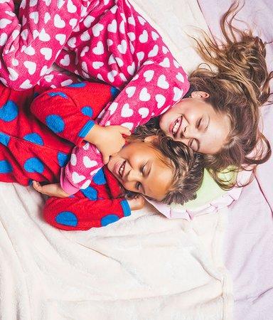 Zzzzz... 6 barnböcker om att sova borta