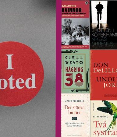 19 böcker som förklarar politik