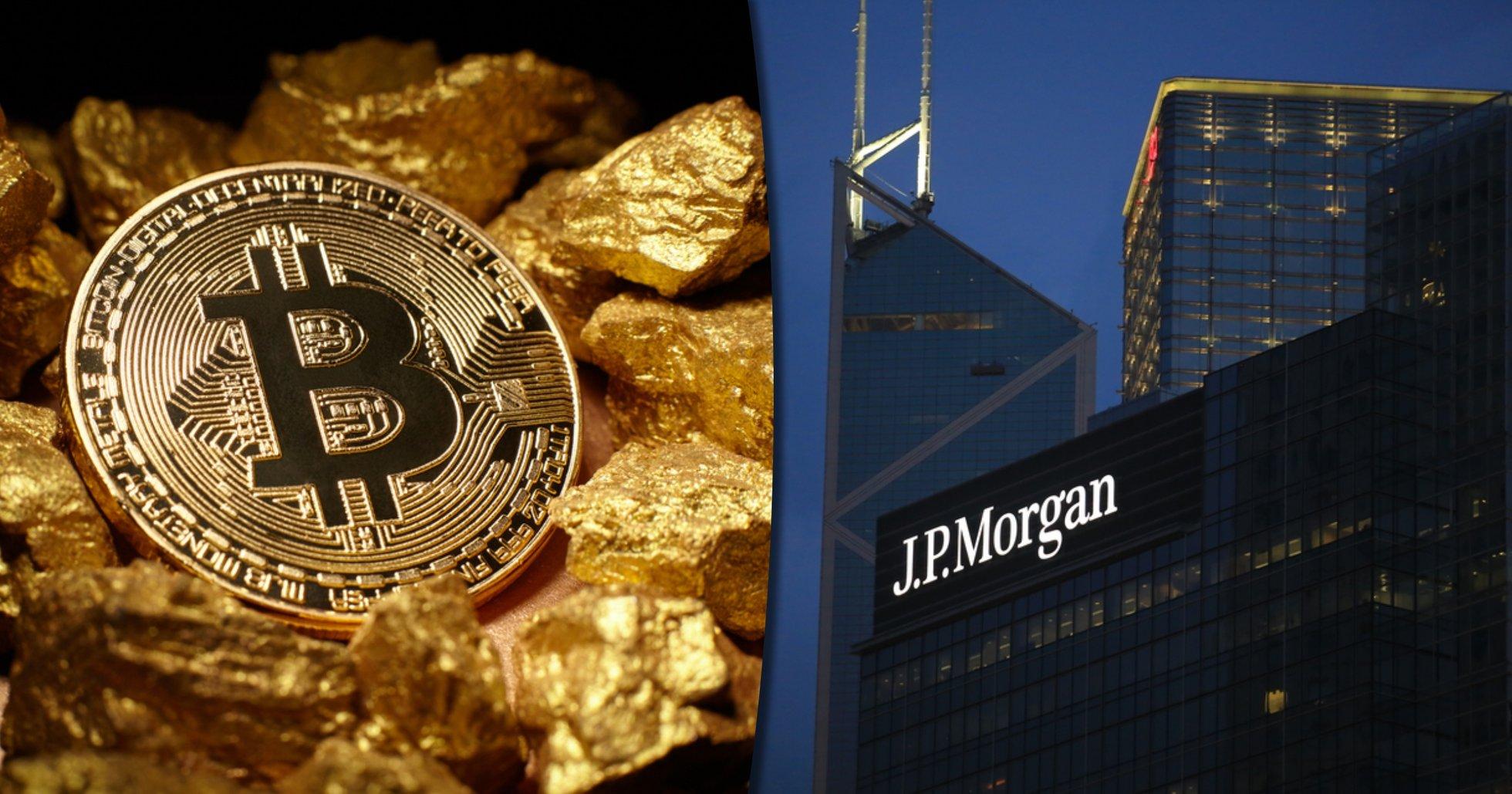 Storbanken JP Morgan: Bitcoinpriset har potential att nå 146 000 dollar
