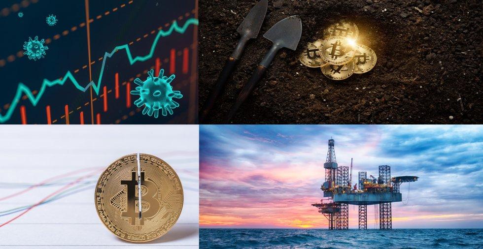 5 saker som kan påverka bitcoinpriset den här veckan